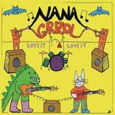 Nana Grizol - Love It Love It [New Vinyl LP] Ltd Ed