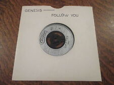45 tours Genesis - Follow you follow me