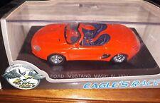 Universal Hobbies 1/43 Ford Mustang Mach III 1994 orange