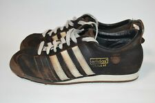 Adidas Chile 62 Brown Leather Trainers Soccer Shoes Size 44,5 / US 10,5/ UK 10