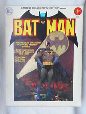 LIMITED COLLECTOR'S EDITION BAT MAN C44 1976 VO BE / GOOD