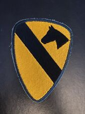 Vintage United States Army 1st Cavalry Division Class A Patch