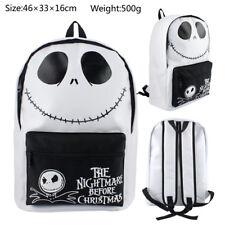 The Nightmare Before Christmas backpack school bag Travel Hiking shoulder bags