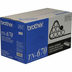 Brother TN670 High Yield Toner Cartridge-New