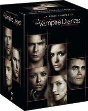 THE VAMPIRE DIARIES SERIE COMPLETA - STAGIONI DA 1 A 8 (38 DVD) COF. SINGOLO