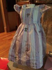 American Girl Doll Felicity Dress New