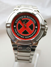 Marvel Comics X-Men Xavier's School for Gifted Youngsters Watch Mens New NOS Box