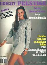 Catalogue tricot TRICOT PRESTIGE n° 71/Années 70/Toutes saisons/24 modèles