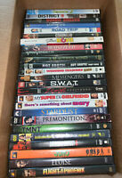 Lot Of 25 DVD's - Used Condition - Comedy - Action