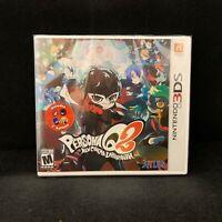 Persona Q2 New Cinema Labyrinth (Launch Edition) (Nintendo 3DS) BRAND NEW