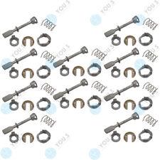 10 set You. s cerradura de cilindro delantera derecha para SEAT Ibiza II-nuevo