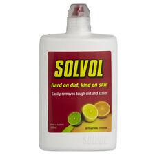 Solvol Liquid SOAP Hand Cleaner Bottle 500ml gentle on skin - Made in Australia