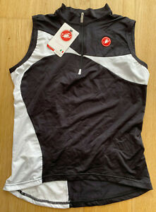 Brand New Original CASTELLI SOFT-FLEX Jersey/Vest L