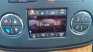 2008-12 BUICK ENCLAVE A/C CLIMATE CONTROL BUTTON DECALS STICKER BEST ON MARKET!