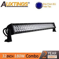 72 W 126 W 144 W 180 W 5D DEL CREE Travail toit Lights Bar Combo Driving Lamp 4X4 Wow