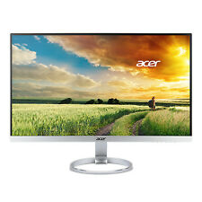 "Acer H257HU 25"" 4ms WQHD LED-Backlit Widescreen LCD IPS Monitor NEW"