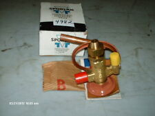 """Sporlan Thermostatic Expansion Valve GRE 2 ZP Refrigerant 502 In 3/8"""" Out 1/2"""""""