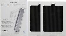 2 PAK Genuine OEM Frigidaire Electrolux Refrigerator Air Filter EAFCBF 241754001