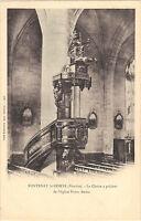 85 - cpa - FONTENAY LE COMTE - Eglise Notre Dame