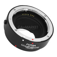FOTGA Electrónico Auto Enfocado Adaptador para Canon EF EF-S lente para EOS M