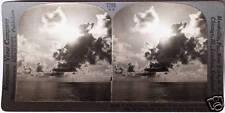 Keystone Stereoview Equatorial Sunrise, JAVA, D. E. I. from the 1930's T400 Set