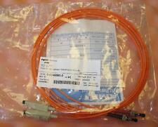 3 METER AMP FOCA ST-SC CERAMIN DUPLEX 62.5/125 2.5 TZ With Warranty