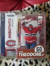 Jose Theodore 2 Montreal Canadiens Mcfarlane NHL 10 Figure hockey