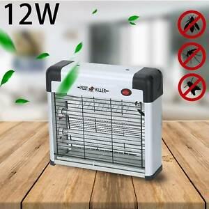 Home Electric Insect Mosquito Fly Killer Bug Zapper Indoor Pest Catcher Trap UK