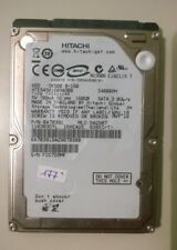 "Hard disk sata 2,5"" x notebook 160gb Hitachi HTE545016B9A300 - n°177"