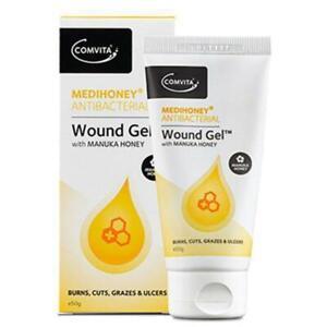 Comvita Medihoney Antibacterial Wound Gel with Manuka Honey 50g