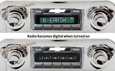 59-60 Impala Bel Air NEW USA-630 II* 300 watt AM FM Stereo Radio iPod, USB, Aux