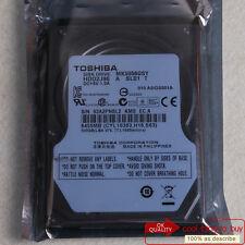 """TOSHIBA 500 GB HDD (MK5056GSY) SATA 7200 RPM 2.5"""" 16 MB Hard Disk Drive Free sp"""