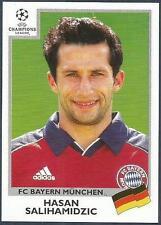 PANINI UEFA CHAMPIONS LEAGUE 1999-00- #234-BAYERN MUNICH-HASAN SALIHAMIDZIC