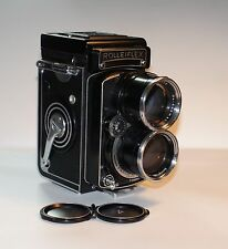 Excellent Condition Famous Tele-Rolleiflex  Great Working order