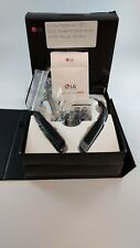 Lg Tone Platinum Hbs-1100 Wireless Stereo Headset - Black - For Parts