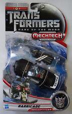 HASBRO® 29710 Transformers DARK OF THE MOON Mechtech Deluxe Barricade