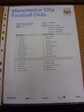 01/05/2014 FA Premier League U21 Play-off Semi-Finale: Manchester City U21 V Chel