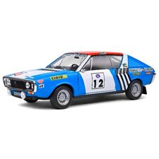 Renault 17 #12 Rally Press of Regradless 1974 1/18 - S1803703 SOLIDO