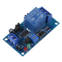 DC 12v time relay module normal open time delay relay timer relay switch  pl