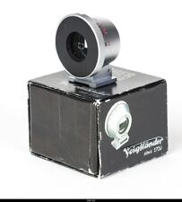 Voigtlander 90mm Silver Finder For Rangefinder Bessa L Mint Box