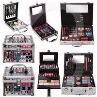Technic Cosmetic Beauty Vanity Case Make Up Storage Box Ladies Xmas Gift Set