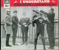 Freddie And The Dreamers - I Understand Digipack Cd Perfetto