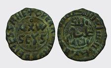 MESSINA - GUGLIELMO II 1166-1189 -CU/ 1/2 FOLLARO