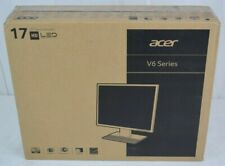 "Acer V176L bd 17"" SXGA 1280 x 1024 5ms 75Hz VGA DVI Backlit LED LCD Monitor New"