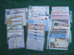 Lot of 28 + 12 Creative Memories TTY Page Completion Kits, Stickers, etc ALL NIP