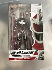 """Power Rangers Lightning Collection 6"""" Mighty Morphin Lord Zedd Action Figure NEW"""