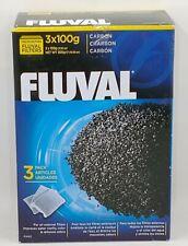 Fluval Carbon 100gram Nylon Bags 3pack X 2 Set
