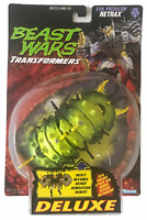 Transformers Beast Wars Retrax Vintage 1996 Action Figure NEW MOSC Kenner