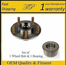 Rear Wheel Hub & Bearing Kit For Ford ESCAPE (4WD 4x4) 2001-2012