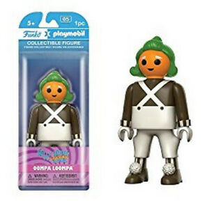 Funko Playmobil Willy Wonka & The Chocolate Factory Oompa Loompa Vinyl Figure